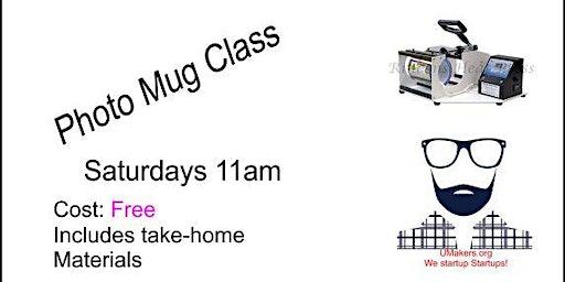 Photo Mug Class