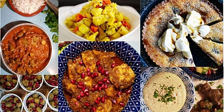 My Persian Kitchen Valentine's Day Pop-up at The Locker Cafe tickets