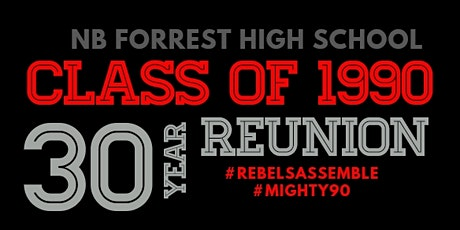 Nathan Bedford Forrest Class of 1990 - 30 Year Reunion tickets