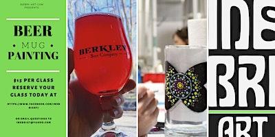 Beer Mug Painting at Berkley Beer Company