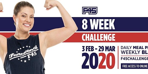 F45 Training Coomera - Pimpama Challenge Information Session