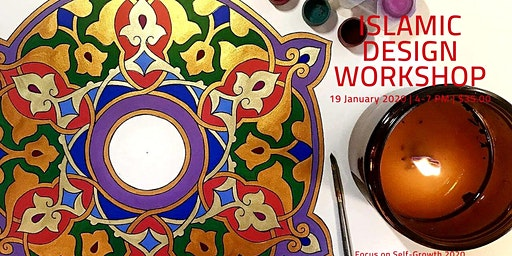 Traditional Islamic Geometry Workshop