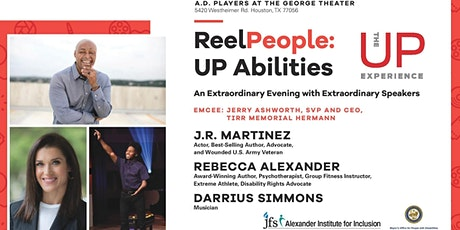 ReelPeople: UP Abilities tickets