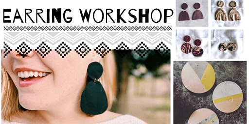 Clay Earring Workshop