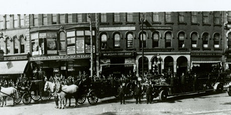 Drunk History Downtown Walking Tour tickets