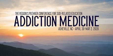 2020 Addiction Medicine Conference tickets