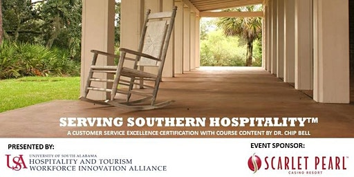 Serving Southern Hospitality™ Certification