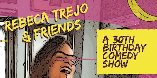 Rebecca Trejo & Friends: a benefit for Puerto Rico
