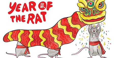 Year of the Metal Rat @ Mud Hen Water tickets