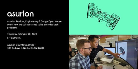 Asurion Product, Engineering & Design Open House tickets