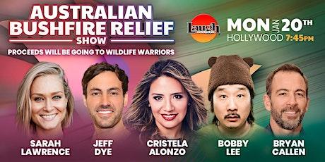 Bobby Lee, Bryan Callen, and more - Australian Bushfire Relief Show tickets