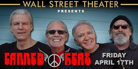 Canned Heat tickets