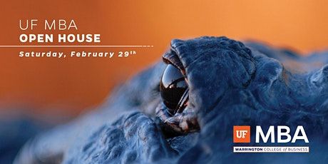 2020 UF MBA Spring Open House tickets