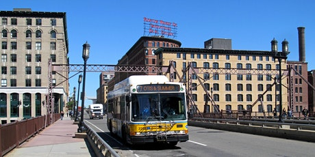 Harbor Use Public Forum: Seaport Strategic Transit Plan tickets