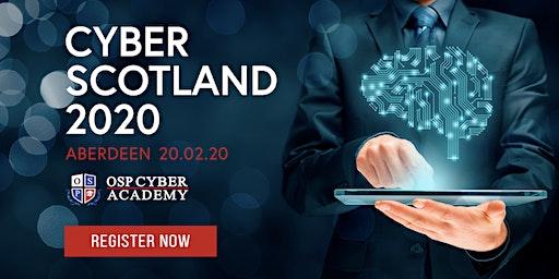 Cyber Scotland 2020