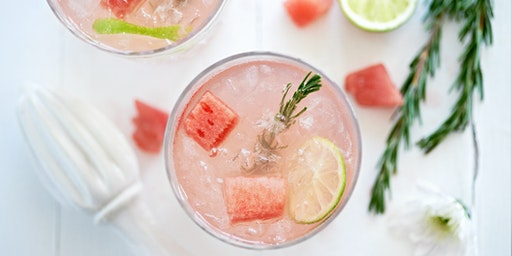 Good Times:  Mocktail Mixology - Cross County