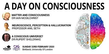 A Day on Consciousness tickets