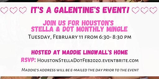Houston: Stella & Dot Monthly Mingle