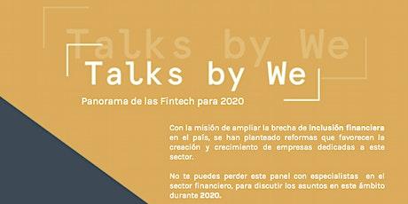 Talks by We - Panorama de las Fintech para 2020 boletos