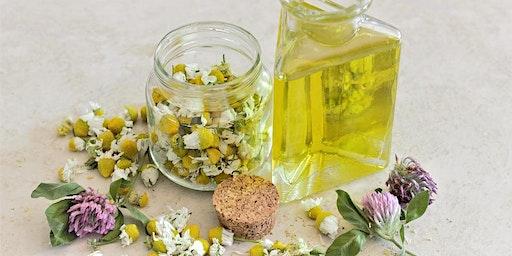 Make & Take: Chamomile Peppermint Scrub & Lavender Vanilla Scrub