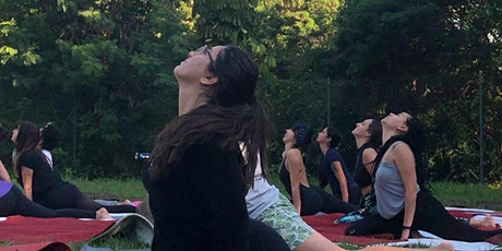 Aula Solidária de Yoga no Centro de Tradições Veganas  - Prof Rodrigo ingressos