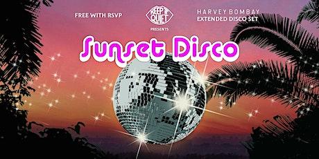 Keep It Quiet Presents: Sunset Disco tickets