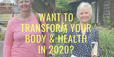 Free Talk on Health and Wellness by Pia Davis tickets