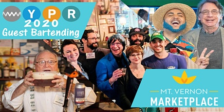 WYPR's 4th Guest Bartending Night tickets