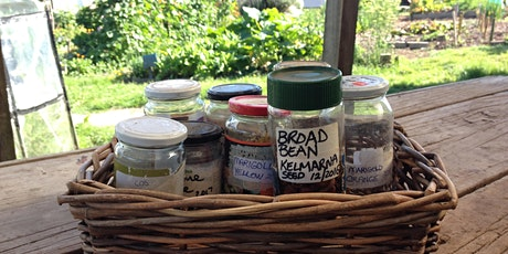 Seed Saving for Beginners, with Judy Keats tickets