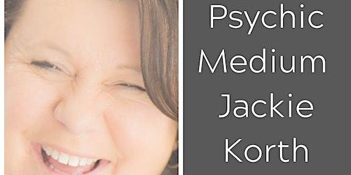 Evening with Psychic Medium Jackie Korth - Cicero WI