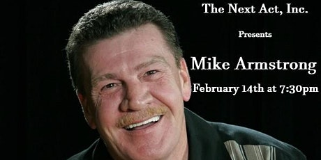Mike Armstrong at The Astra Theatre tickets