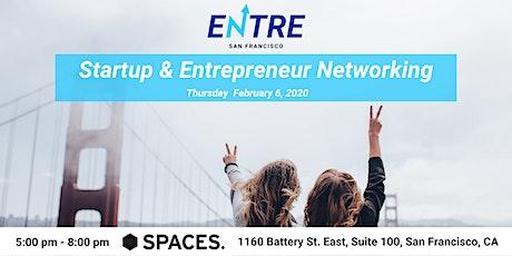 Startup & Entrepreneur Networking - San Francisco tickets