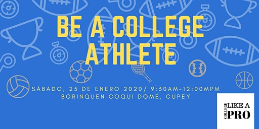 Be a College Athlete