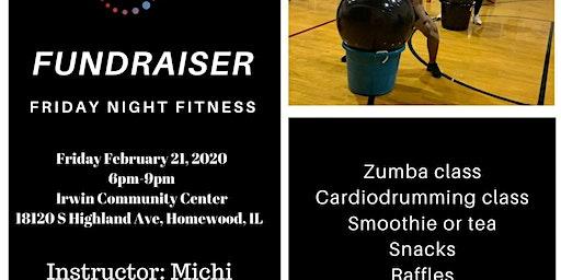 Friday Night Fitness Fundraiser