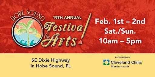 19th Annual Hobe Sound Festival of the Arts