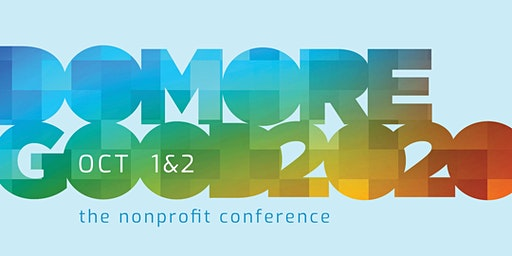 DO MORE GOOD Nonprofit Conference 2020