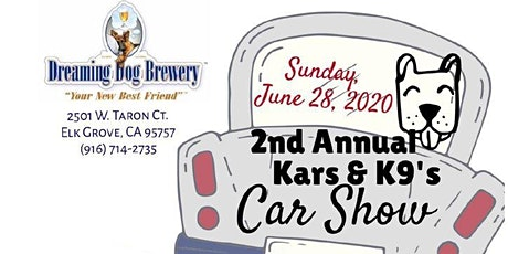 Kars and K9s Car Show tickets