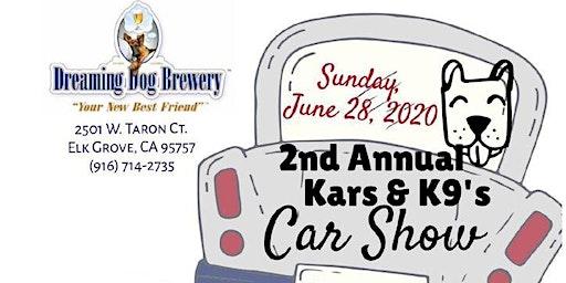 Kars and K9s Car Show