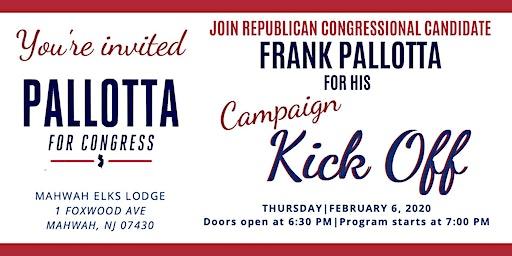 Pallotta for Congress Campaign Kickoff