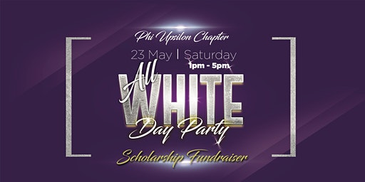 Phi Upsilon QUES All White Day Party