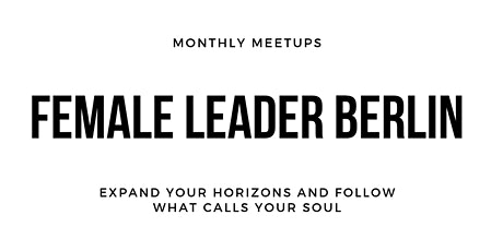 Female Leaders Berlin Tickets