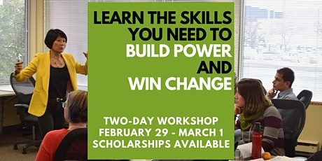 Building Skills For Change February 2020 tickets