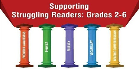 Supporting Struggling Readers:  Grades 2-6 tickets