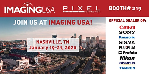 Pixel Connection at Imaging USA