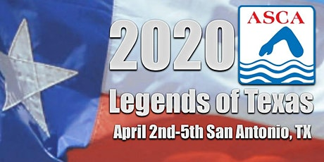 Legends of Texas 2020 tickets