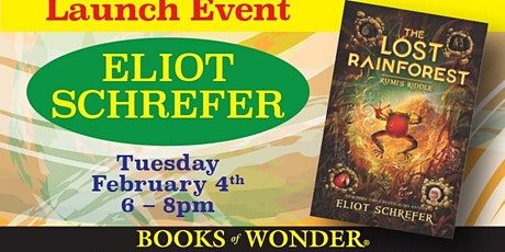 Launch Event with Eliot Schrefer! tickets