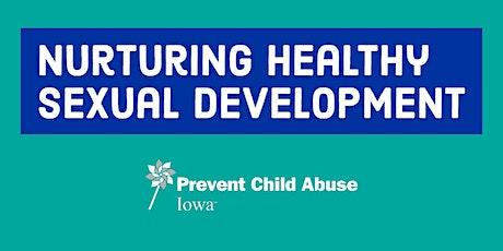 Nurturing Healthy Sexual Development tickets