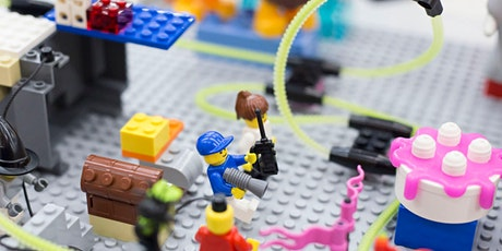 Adaptive Organisation Design with LEGO® SERIOUS PLAY® Masterclass tickets