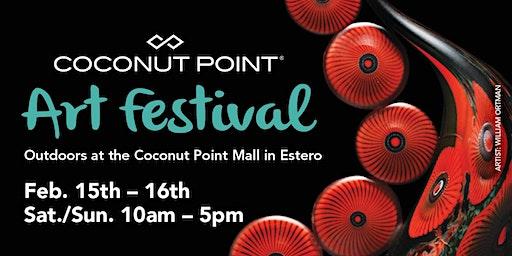 14th Annual Coconut Point Art Festival