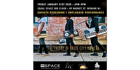 The Theory Of Brick City Music Private Screening tickets